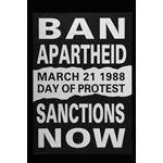 po099. Ban Apartheid Sanctions Now