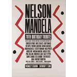 po100. Nelson Mandela: 70th Birthday Tribute