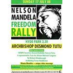po106. Nelson Mandela Freedom Rally, 1988
