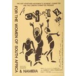 po112. A Cabaret Night for the Women of South Africa and Namibia