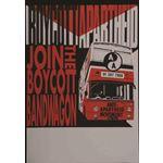 po114. Boycott Apartheid Join the Boycott Bandwagon