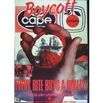 po115. Boycott Cape: Every Bite Buys a Bullet