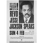 po121. Revd Jesse Jackson Speaks