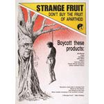 po138. Strange Fruit: Don't Buy the Fruit of Apartheid