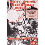 po140. South Africa Recruitment Boycott