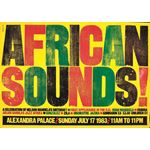 po145. Festival of African Sounds, Alexandra Palace