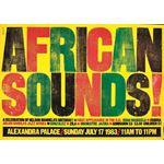 po145. Festival of African Sounds, Alexandra Palace