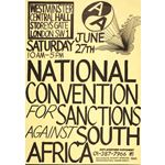 po157. National Convention for Sanctions, 1987