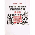 po164. 'Join the South Africa Freedom Bus'