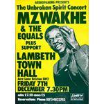 po167. Lambeth Concert poster