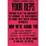 po173. Durham University Disinvestment Campaign 1