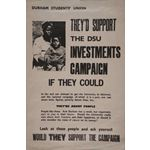 po175. Durham University Disinvestment Campaign 3