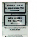 po195. 'There is no racial discrimination in South Africa'