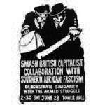 po204. 'Smash British Capitalist Collaboration with Southern African Fascism'