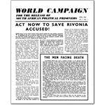 pri07. World Campaign, April 1964