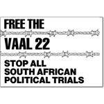pri28. 'Free the Vaal 22'