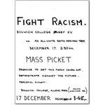 spo21. Dulwich College leaflet