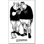 spo27. Springbok cartoon