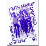 stu05. Youth against Apartheid conference