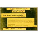 stu12. 'Free the Political Prisoners!'