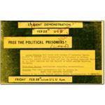 stu12. 'Free the Political Prisoners!'