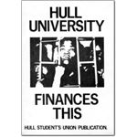 stu18. Hull University disinvestment campaign