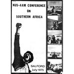 stu29. NUS/AAM conference report, 1975