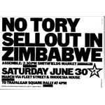 zim26. 'No Tory Sell-out in Zimbabwe'